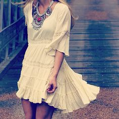Daisy lace #freepeople