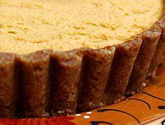 Raw Food Recipes: Pumpkin Pie