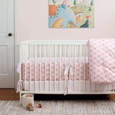 Annette Tatum Tailored Nursery Crib Bedding Collection