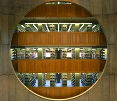 Phillips Exeter Academy Library  Louis Kahn masterpiece.