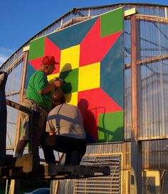 Welcome to the Country Barn Quilt Trail of Western New York!
