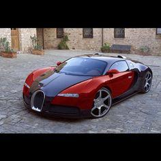 Classy Bugatti Veyron! Super cool car!