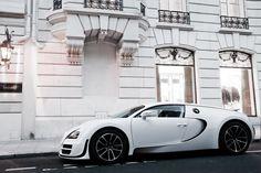 ❦ Bugatti Super Sport