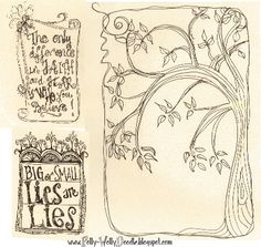 Polly-Wolly Doodle: Doodles From Her Book