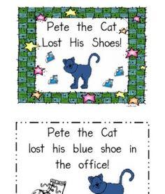 Pete the Cat School Tour Book