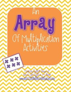 tons of array activities!