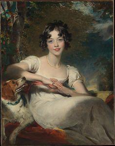 Sir Thomas Lawrence: Lady Maria Conyngham, 1824–25.