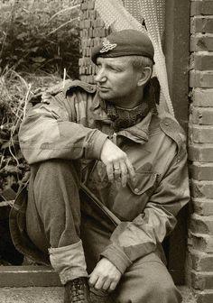 WWII British Soldier