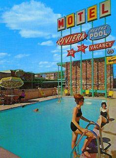 Riviera Motel, 1960s