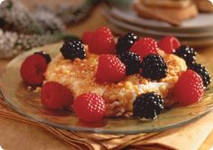 Driscoll's Mixed Berries with Champagne Cheeses www.driscolls.com #driscolls #sweepstakes