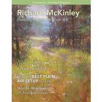 Richard McKinley: Painting Pastels en Plein Air $2.99 download at NorthLightShop.com