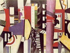 Fernand Leger - The City