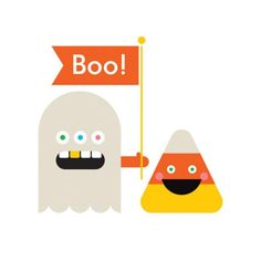 Boo Crew / Tattly