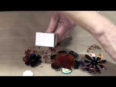 Debbie Tlach shows how to use Ranger's new Alcohol Ink colors to create this wearable Tattered Foil Flower. Print out a materials list and instructions here: http://rangerink.com/?ranger_project=cha-2014-make-it-take-it-tattered-foil-flower