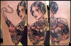 star wars tattoos | star wars tattoo by ~mojoncio on deviantART