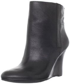 Nine West Women's Gottarun Wedge Boot.  $119.00            Nine West offers a quick edit of the runways -- pinpointing the must have looks of the season, and translating what is fun, hip, and of the moment. It is trend-right footwear that you will reach for in your closet again and again. Nine West is sure to be your trusted resou...