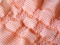 nice pattern smocking