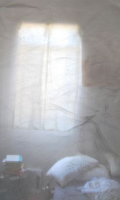 Pale room