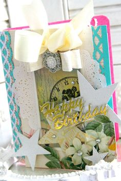 A Webster Pages Card by Emeline