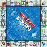 monopoly, cheerleading, cheerlead idea, cheer game, cheerlead monopoli, cheer gift