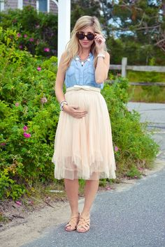 Sparkling Footsteps    #Maternity #Style at 23 weeks