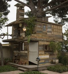 Tree House of Hyères