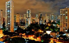 Recife - Cidade do frevo - Brasil