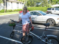 With my folding bikes by biverson, via Flickr
