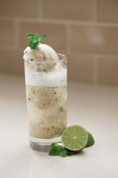 Get ready to put an umbrella in your Yonanas with our Mojito Yonanas recipe!