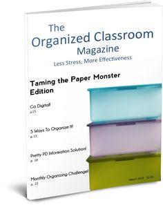 Classroom Freebies: FREE Digital Teacher Magazine!