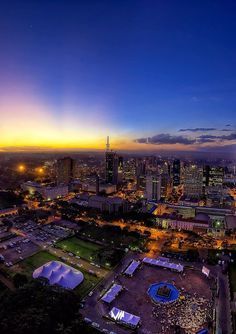 My City, My home! Nairobi