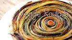 Veggie Roulade