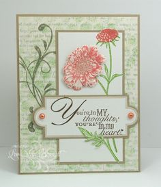 stamp, sympathy cards, bubbl flower, tag, thought