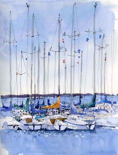Harbour - Shari Blaukopf