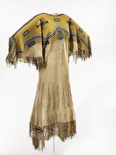 Dress // Sioux // 1865