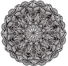 #doodle #zentangle #...