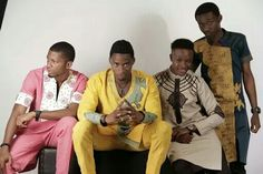 African men's style