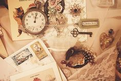 All vintage things ♥