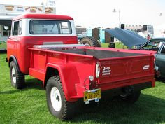 1960 Willys Jeep FC 170 C.O.E.