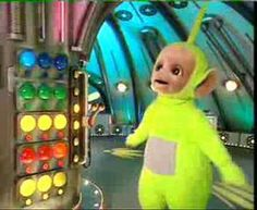 ▶ Teletubbies Theme - YouTube: Good animal stuff, you ask?  YES! This is Ziggy's favorite tv show ever!
