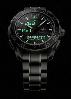 Omega Speedmaster X-33 Skywalker