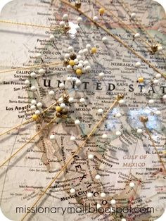 Missionary Mail. Great blog for ideas for missionary packages