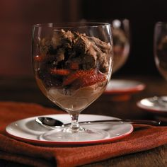 Splenda Chocolate Velvet Mousse