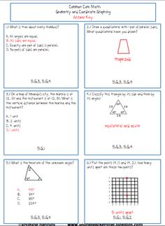 Five 5th Grade Common Core Math Packs!! Over 100 problems in each pack, WITH ANSWER KEYS!!!! Perfect for morning work, homework, assessments and review!!!