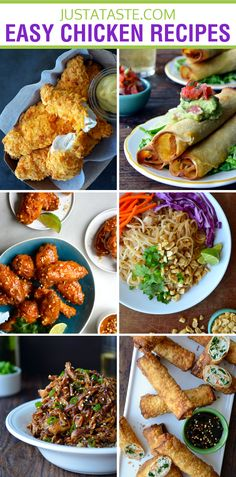 Quick and Easy Chicken Recipes #recipe #chicken
