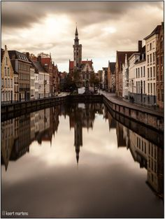 Brugge, Belgium. More beautiful in person.