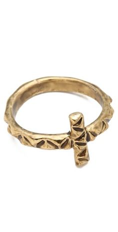 House of Harlow Cross Ring