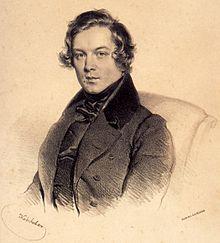 158 years after his death. RIP Robert Alexander Schumann ( Zwickau, Saxony 1810- Bonn 1856)