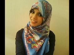 Square Headscarf/Hijab Tutorial with Full Coverage square hijab tutorial, scarv