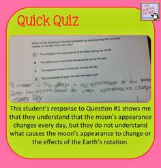 The Science Penguin: Using quick quizzes to determine who needs intervention